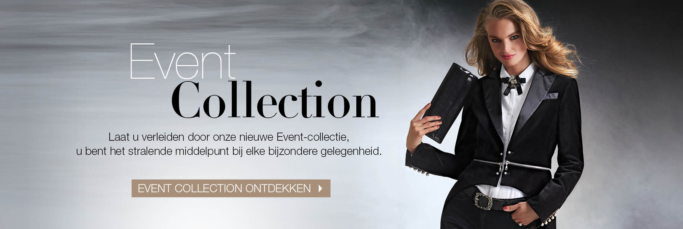 EVENT COLLECTION ONTDEKKEN